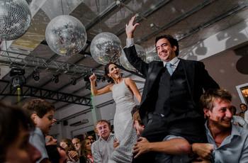 35 canciones para bailar con sus amigos en el casamiento