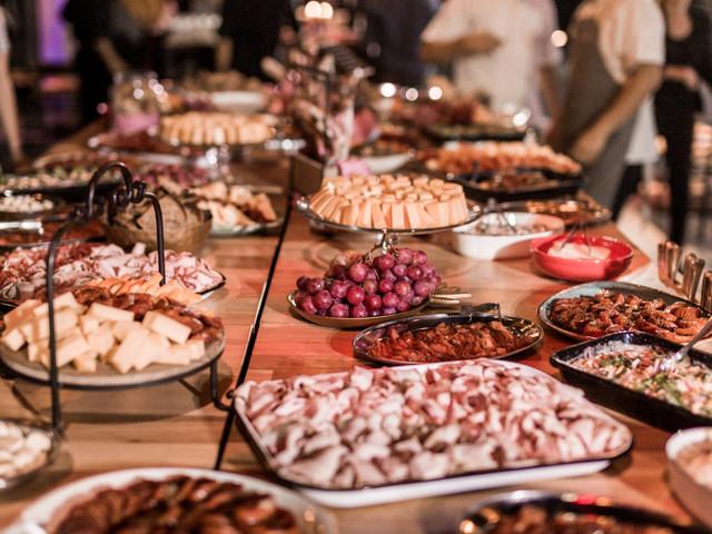 10 ideas originales para el menú del casamiento