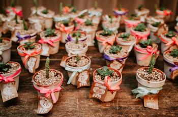 Souvenirs de casamiento económicos: 10 ideas originales
