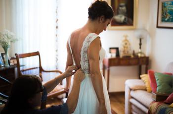 Vestidos de novia usados: conocé todo sobre esta tendencia en moda nupcial
