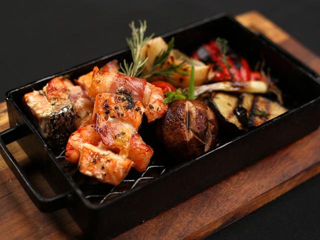 Asado gourmet: una propuesta muy original para el menú de casamiento