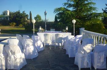 Celebrá el banquete de casamiento en casa