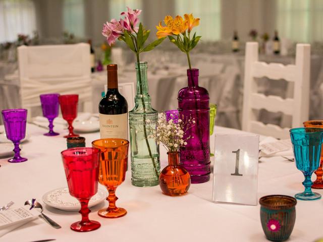 Decoración con cristal para casamientos: 5 ideas con mucho encanto