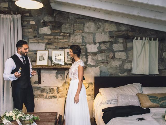 ¿Cómo elegir la habitación para la noche de bodas? 6 tips