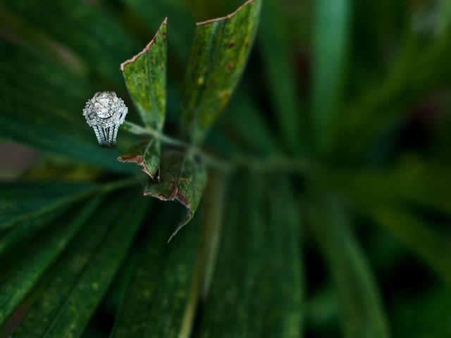 Simbología de las piedras del anillo de compromiso