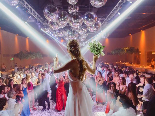 30 canciones para el momento de tirar el ramo de novia