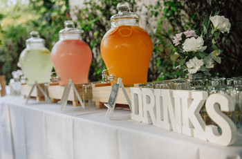 ¿Cómo elegir la bebida según la hora del casamiento?