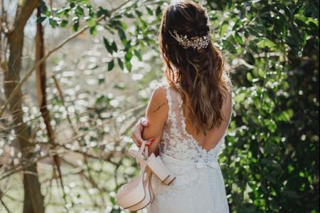 Peinados de novia vintage: ideas y consejos para un look con aires retro