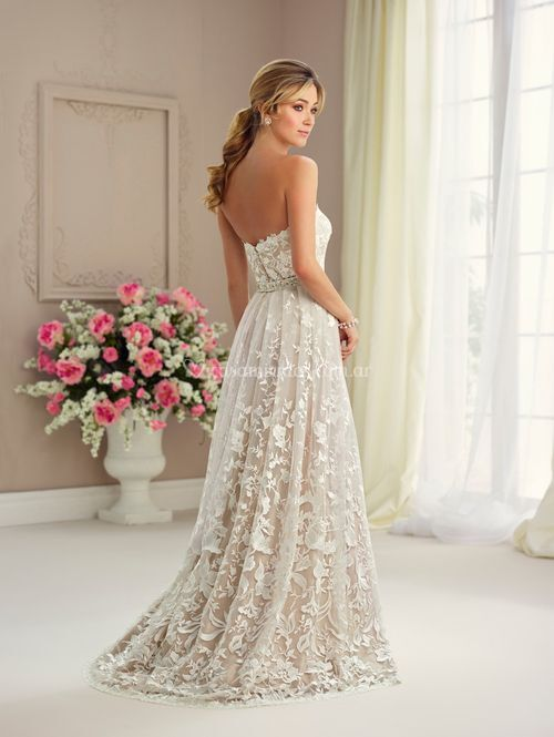 217125, Mon Cheri Bridals