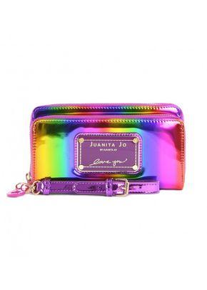 all in one rainbow, Juanita Jo