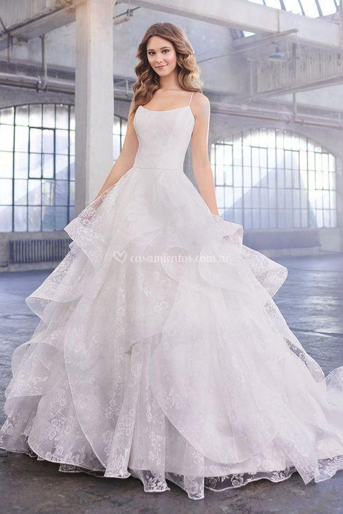 219202, Mon Cheri Bridals