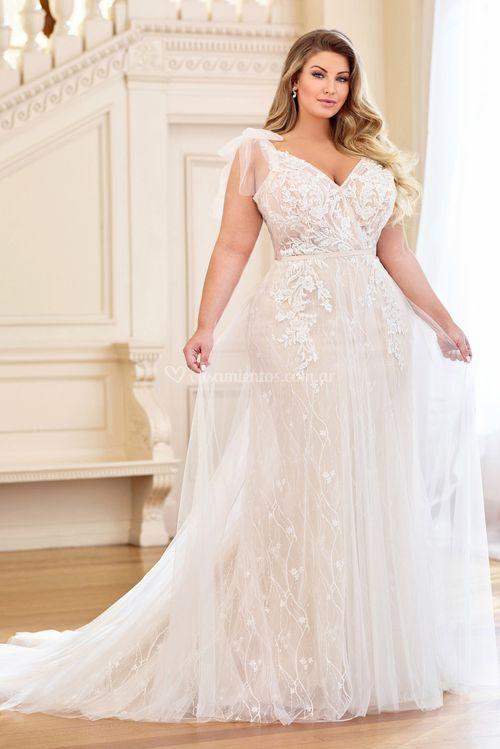 119267, Mon Cheri Bridals