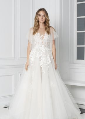 BL18210, Monique Lhuillier