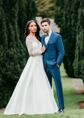 9726, Allure Bridals