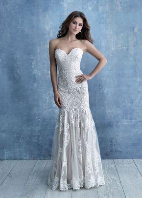 9727, Allure Bridals