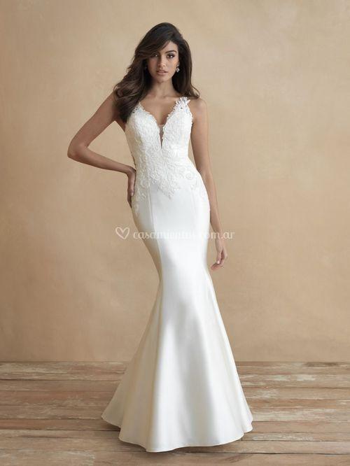 3313, Allure Bridals