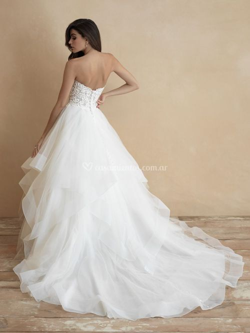3315, Allure Bridals