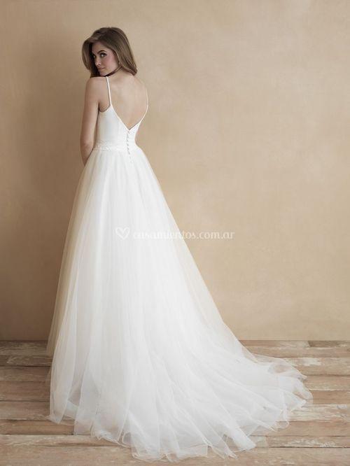3316, Allure Bridals