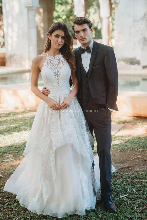9652, Allure Bridals