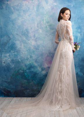 9567, Allure Bridals