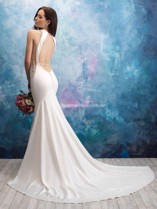 9568, Allure Bridals
