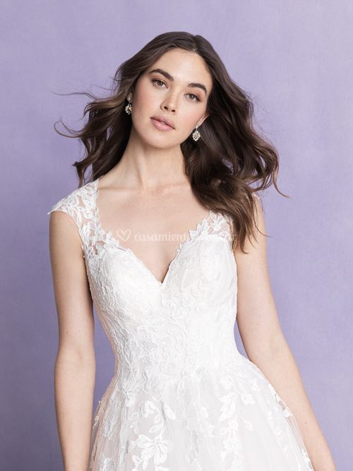 3365, Allure Bridals