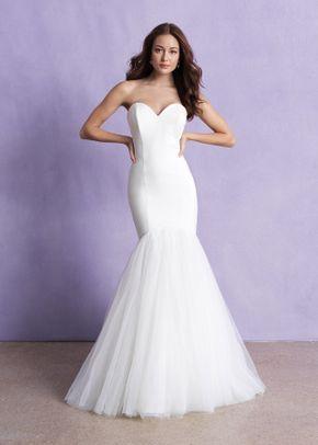 3354, Allure Bridals