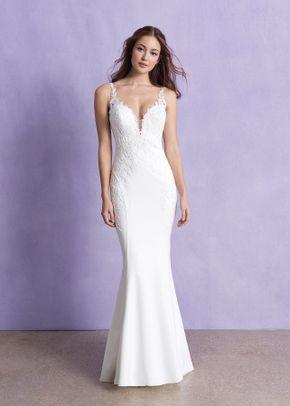 3351, Allure Bridals