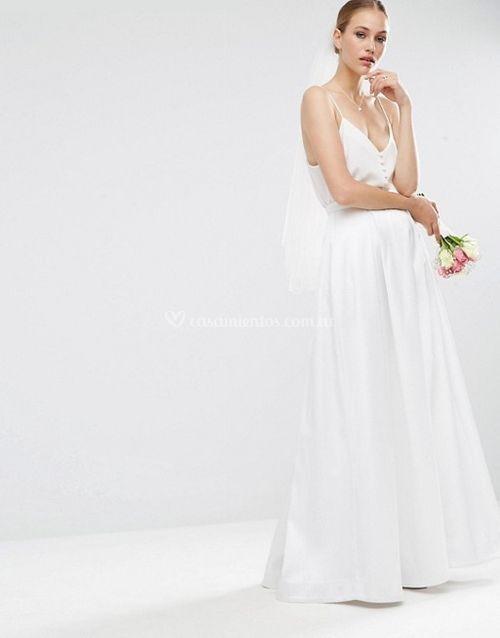 6635256, Asos Bridal