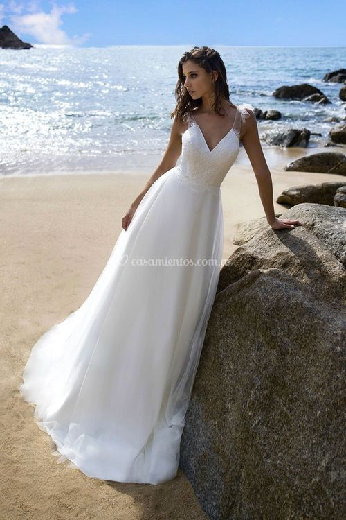 BM2128, Boheme from Mikonos By The Sposa Group Italia