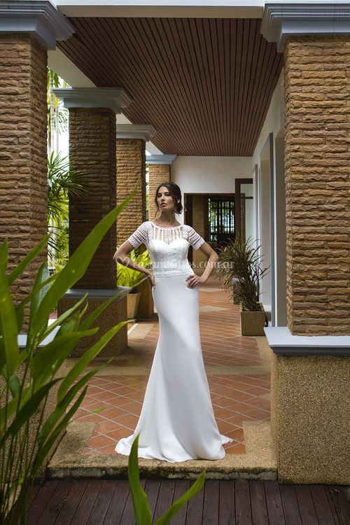 BM2140, Boheme from Mikonos By The Sposa Group Italia