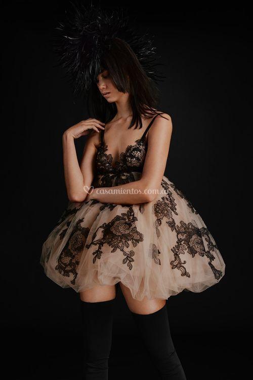 Look 20, Vera Wang