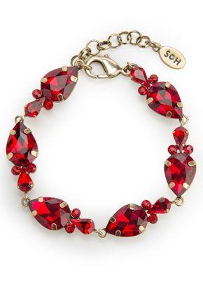 H57209 red, Sherri Hill