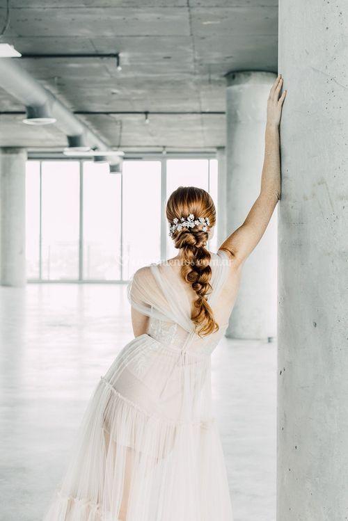 SALLY COMB, Maria Elena Headpieces