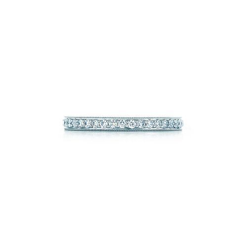 legacy collection band ring, Tiffany & Co.