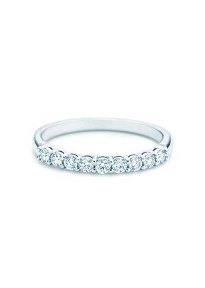 shared setting band ring, Tiffany & Co.