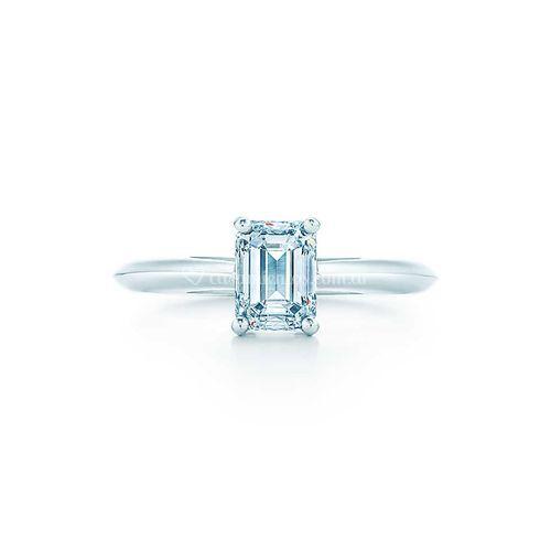 emerald cut, Tiffany & Co.
