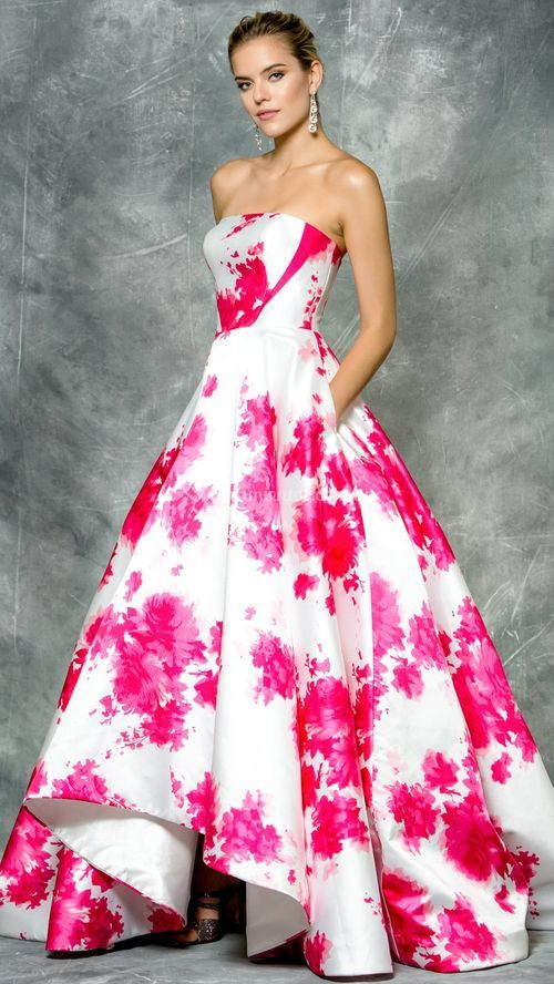 1685, Colors Dress