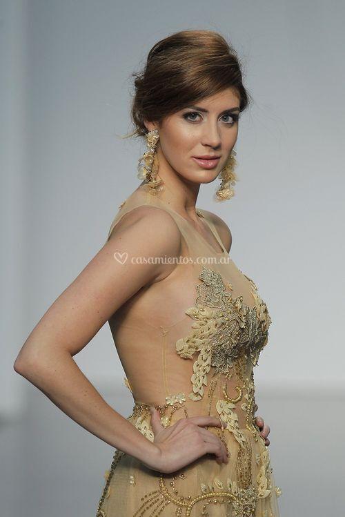 Vestido de Novia de Claudia Revigliono - CREV02