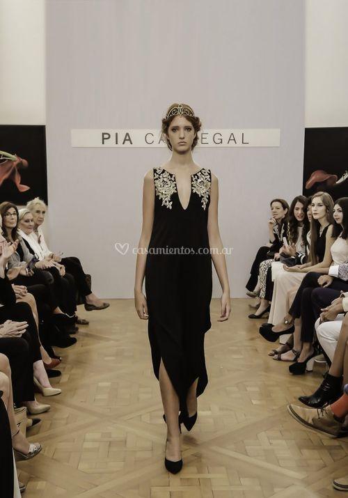 PCF-15, Pia Carregal