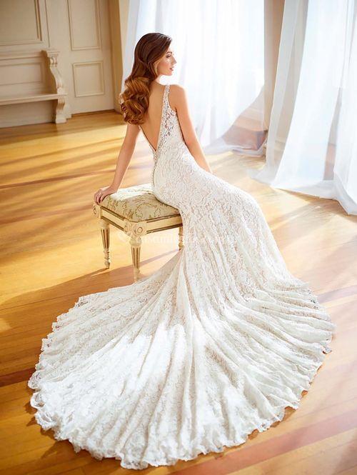 217205, Mon Cheri Bridals