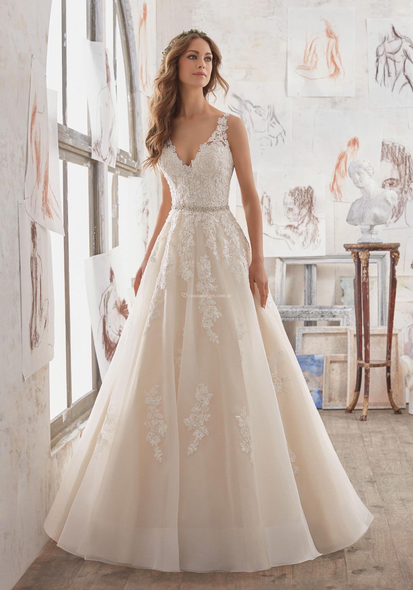 Vestido de Novia de Morilee - Martina
