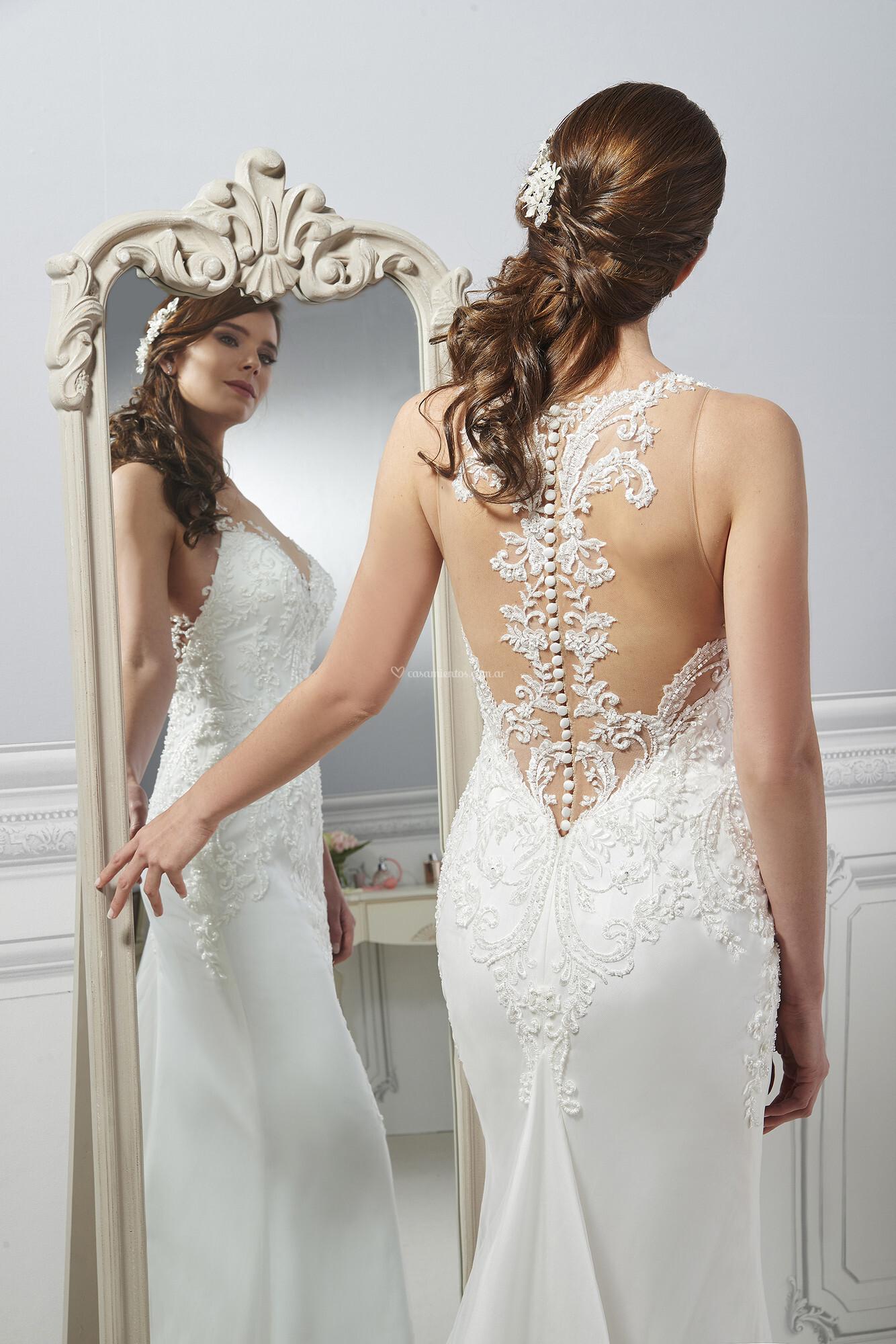 Vestidos de novia miss paris