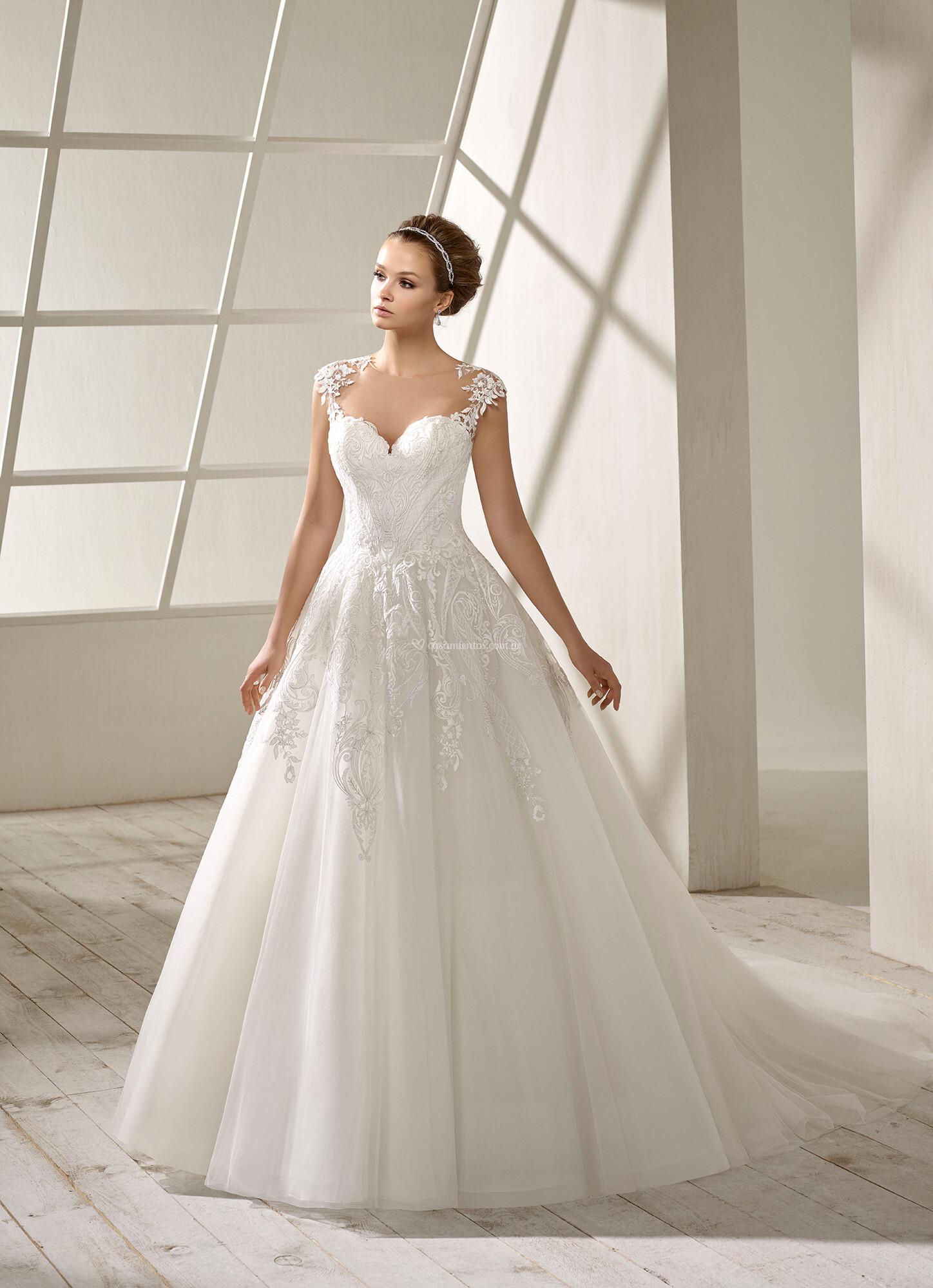 venta online lujo comprar lo mejor Vestido de Novia de Divina Sposa By Sposa Group Italia - DS ...