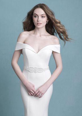 S153, Allure Bridals