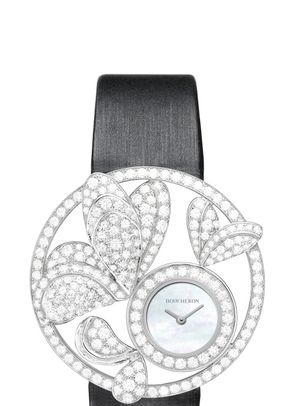 AJOURÉE BOUQUET D'AILES JEWELRY WATCH, Boucheron