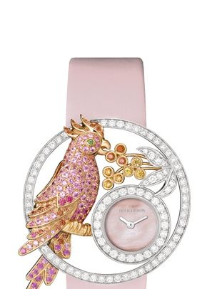 AJOURÉE NURI JEWELRY WATCH, Boucheron
