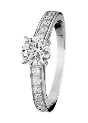 BELOVED SOLITAIRE 01, Boucheron