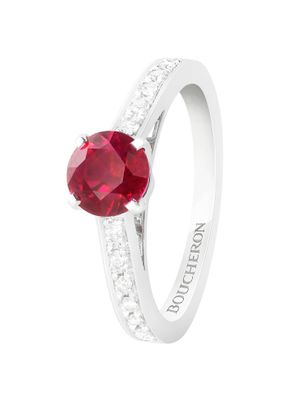 BELOVED SOLITAIRE 04, Boucheron