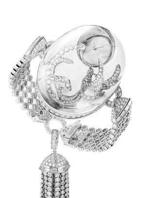CRISTAL DE LUNE WATCH, Boucheron